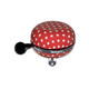 Basil Big Bell Polkadot Glocke red/white dots